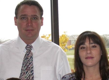 Lisa and Craig
