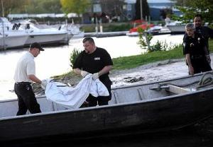 Skeletal remains pulled from Des Plaines River