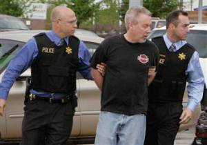 May 7, 2009: Drew Peterson arrested