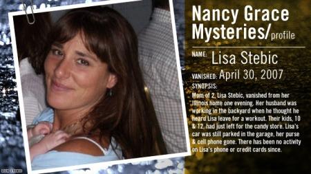 Lisa Stebic Nancy Grace